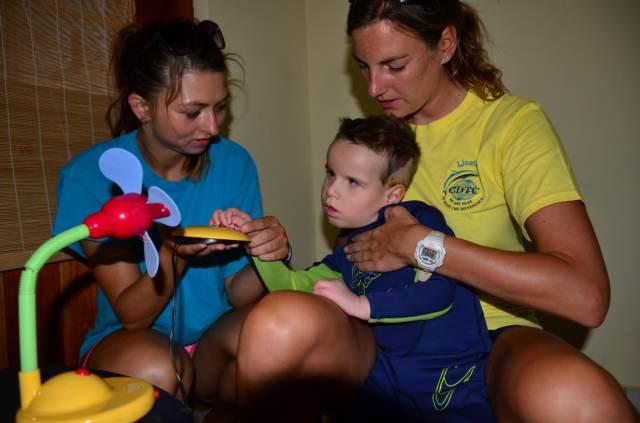 Delphintherapie Curacao 2014: Bild 3 von 66