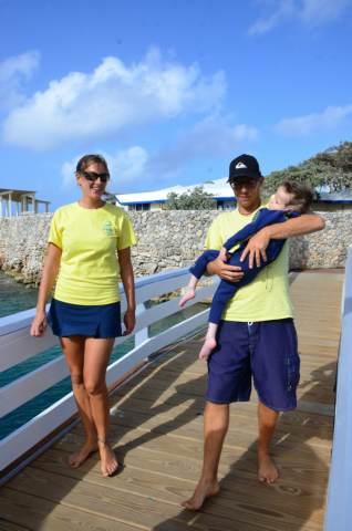 Delphintherapie Curacao 2014: Bild 6 von 66