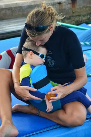 Delphintherapie Curacao 2014: Bild 10 von 66