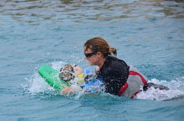 Delphintherapie Curacao 2014: Bild 46 von 66