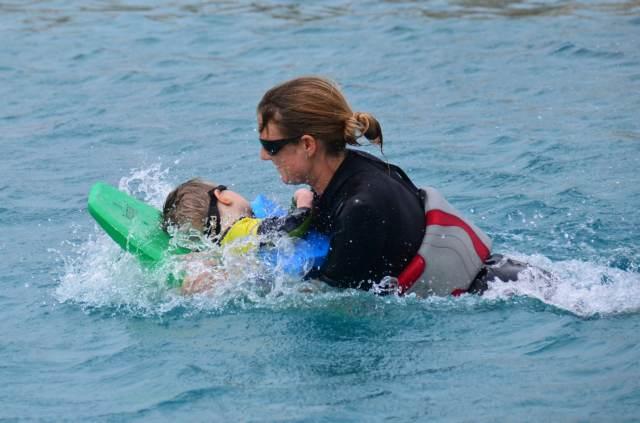 Delphintherapie Curacao 2014: Bild 47 von 66