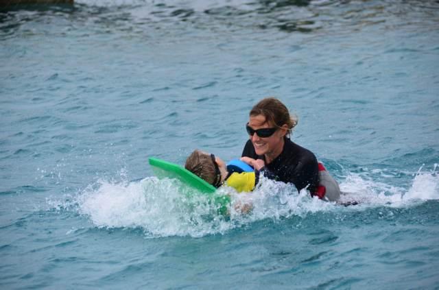 Delphintherapie Curacao 2014: Bild 49 von 66