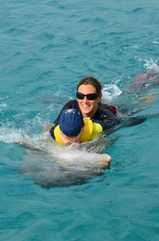 Delphintherapie Curacao 2014: Bild 66 von 66