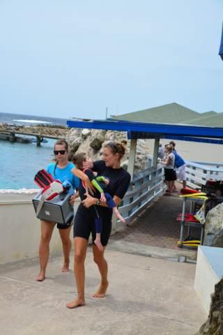 Delphintherapie Curacao 2015: Bild 3 von 47